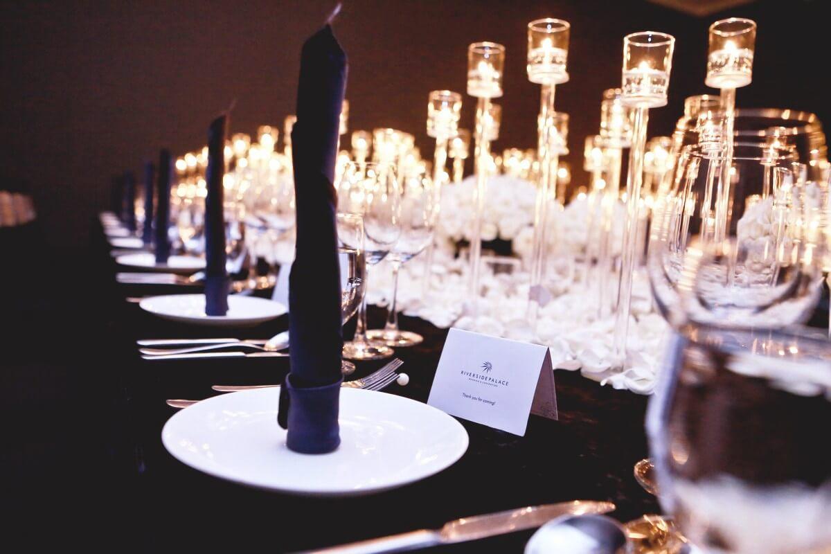 Tư vấn chọn địa điểm tổ chức tiệc cưới - Riverside Palace